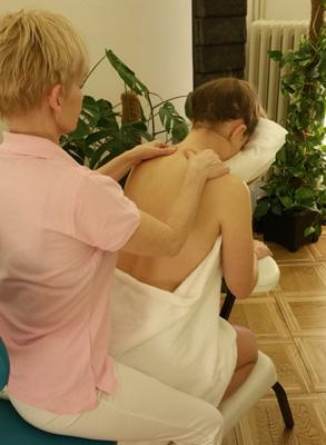 Schwangerschaftsmassage Bild 1